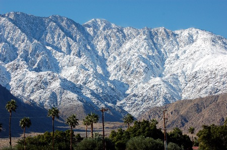 San Jacinto Mountains, Palm Springs, CA